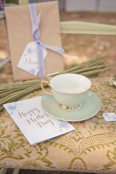 Little Big Company The Blog: Beautiful Violet & Mint Themed Mother's Day Celebration by Studio Cake