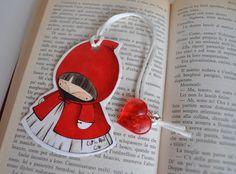 FAVOLE - Little Red Cap - Segnalibro