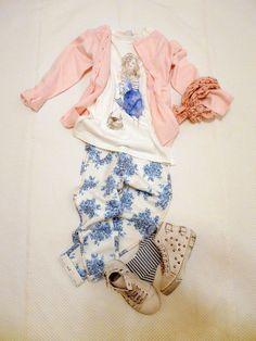 ZARA KIDS 2013 on www.fiammisday.com  outfit for kids
