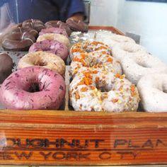 The Doughnut Plant, New York City