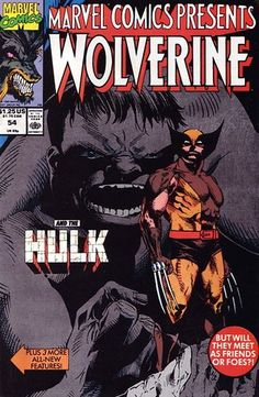 Marvel Comics Presents: Wolverine 54
