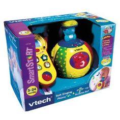 Vtech Soft Singing Phone and Pop Up Ball Set $29.90