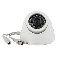 Camera Dome cu 600 LTV- Sisteme de supraveghere