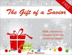 gift of a savior free