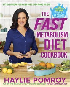 The Fast Metabolism Diet Cookbook by Haylie Pomroy, Click to Start Reading eBook, Turn your kitchen into a secret weapon for losing up to 20 pounds in 28 days through the fat-burning