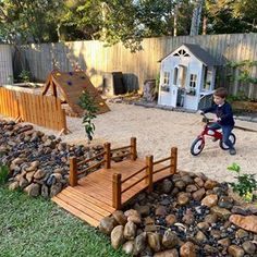 DIY Tree House for Small World Play - Little Lifelong Learners Kids Outdoor Play, Outdoor Play Areas, Kids Play Area, Backyard For Kids, Small Garden Play Area Ideas, Backyard Play Areas, Play Area Outside, Play Area Garden, Kids Outdoor Spaces