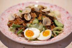 Rijst met gado gado - Recept | 24Kitchen