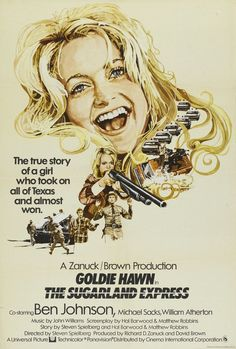 """HIGHLY RECOMMENDED! LIMITED RUN! STEVEN SPIELBERG'S CLASSIC MASTERPIECE! """"The Sugarland Express"""" (1974) 