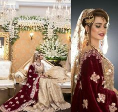 India Emporium is a one stop ethnic wear online store for all your online saree shopping, designer wear, salwar kameez, bridal wear, lehenga cholis & artificial jewellery needs. Pakistani Wedding Outfits, Pakistani Wedding Dresses, Bridal Outfits, Indian Dresses, Bridal Mehndi Dresses, Bridal Lehenga, Walima Dress, Shadi Dresses, Bridal Shawl
