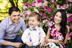 cute & little blog | petite fashion | what to wear for family photoshoot