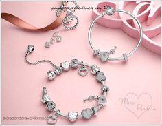 Charms et bagues rings Pandora Saint Valentin Valentine's Day 2015 #PANDORAvalentinescontest