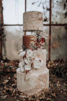 Amazing Wedding Cakes, Elegant Wedding Cakes, Floral Wedding, Copper Wedding Cake, Wedding Cake Rustic, Wedding Decor, Old School Wedding, Patio Grande, Dessert Bar Wedding