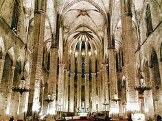 La catedral del mar // Barcelona