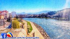 Miranda de Ebro ribera del Ebro 2015 artística