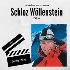 Jörg Stingl on Tour. Von Felswand & Filmdreh.