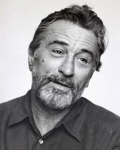 "Robert Deniro.  A friend said to me the other day (of Robert) ""Yeah he was hot in Taxi Driver...but that was ages ago.  Look at him now."" I said  ""Believe me...I still am"""