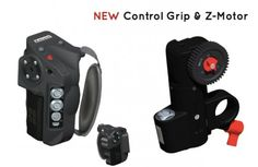 Zacuto contol grip and motor Camera Life, Outdoor Power Equipment
