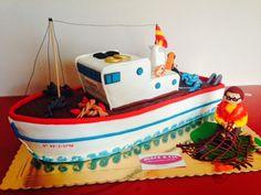 tortas en forma de barco - Buscar con Google