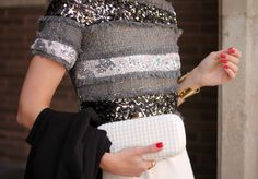 Penny Pincher Fashion: Holiday Sparkle & Tweed