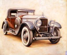 Best old cars art autos 53 Ideas Best old cars art autos 53 Ideas Auto Retro, Retro Cars, Vintage Cars, Antique Cars, Chevy Impala, Auto Illustration, Images Vintage, Vintage Ideas, Boat Painting