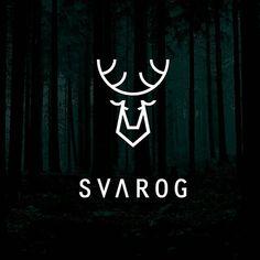 A Daily Source For Logo Design Inspiration Best Logo Design, Business Logo Design, Custom Logo Design, Branding Design, Logo Deer, Horse Logo, Graphic Design Services, Animal Logo, Creative Logo
