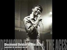 Desmond Dekker & The Aces - Music Like Dirt (Intensified '68)
