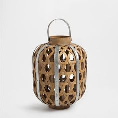 NATURAL FIBER LANTERN - Decor - SALE | Zara Home United States of America