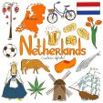 Netherlands Culture Map