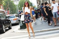 About That Mini Skirt   Man Repeller