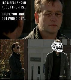 Walking Dead Governor zombies LOL meme funny