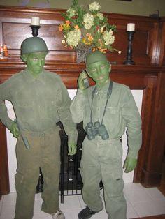 Halloween costume ideas do it yourself mad hatter and alice from do it yourself halloween costume ideas army men diy solutioingenieria Gallery