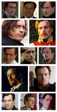 I Love all of Them! » The many [exquisite] faces of Toby Stephens! » flixchatter.tumblr.com