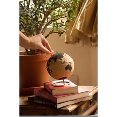 World Globe Gifts For Traveller Explorer By Smithers