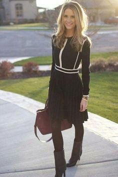 2b87c1b039247 Elegant Work Outfits Ideas For Every Woman Wear 22  stylishwomensclothing  Winter Dresses For Work