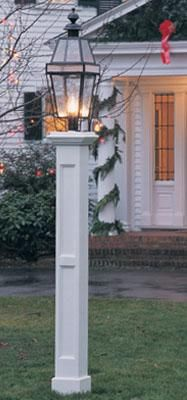 Lindsey Pillar Post from Walpole Woodworkers