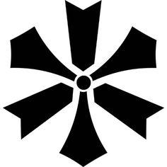 剣三ツ矢筈(けんみつやはず)