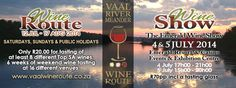Save the date! It's almost that time of the year again where we get to savour top SA wines at the Vaal River! Wine Tasting Events, Public Holidays, Wine Festival, Save The Date, Festivals, Wines, At Least, Top, Concerts