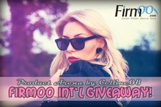 Product Arena by Celline08: FIRMOO International Giveaway!