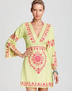 cute cover up or tunic