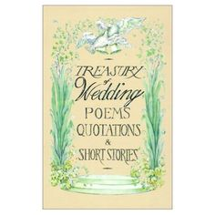 Treasury of Wedding Poems, Quotations, and Short Stories ^^ Review more details here : All about Wedding