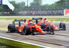 La Fórmula 1 es una pinturita - Taringa!