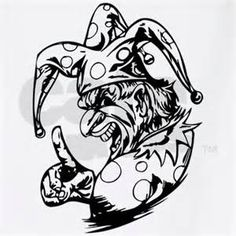 Scary Clown Coloring Pages Halloween Coloring Pages Pinterest