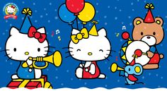 Hello Kitty is the Friend of the Month for November
