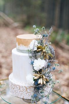 Rustic Forest Elegance Styled Engagement | SouthBound Bride