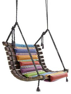 MISS DONDOLA SWING CHAIR contemporary outdoor products