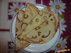 Geniálne palacinky 3:2:1 Slovak Recipes, Czech Recipes, Ethnic Recipes, Pancakes, Sweet Tooth, Recipies, Food And Drink, Cooking Recipes, Yummy Food