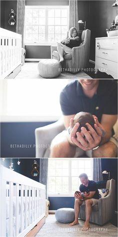 a blissful baby boy | northern virginia lifestyle newborn photographer » beth a-dilly photography | Alexandria VA, Fairfax VA, DC | Family, Children, Maternity, Engagement Photographer