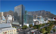 T1 Tower, Cape Town CBD, South Africa.