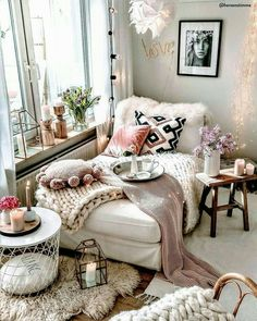 Bohemian Bedroom Decor, Decor Room, Living Room Decor, Home Decor, Boho Room, Moroccan Bedroom, Cozy Living Room Warm, Bohemian Decorating, Wall Decor