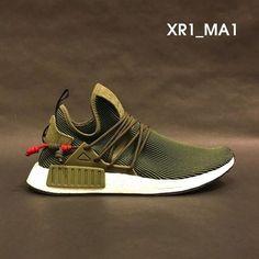 """c7d880763  bk okra 44 on Instagram  """"NMD XR1 MA1"""". Adidas ..."""